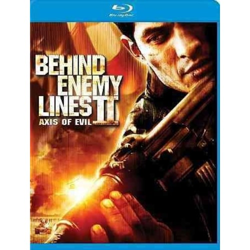 Behind Enemy Lines II: Axis Of Evil (Blu-ray Disc)