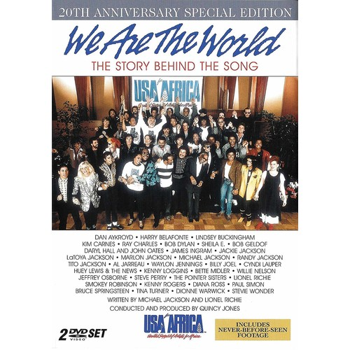 We are the World - The Story Behind the Song