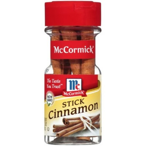 McCormick Cinnamon Sticks - .75oz