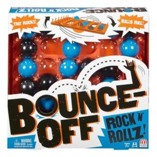 Mattel Bounce-Off Rock 'N' Rollz