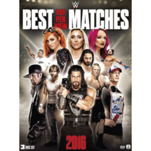 WWE: Best Pay-Per-View Matches 2016