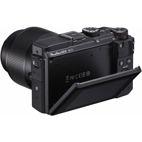 Canon PowerShot G3 x 20.2MP Compact Digital Camera