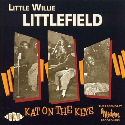 Kat on the Keys [CD]