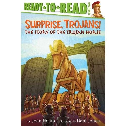 Surprise, Trojans!