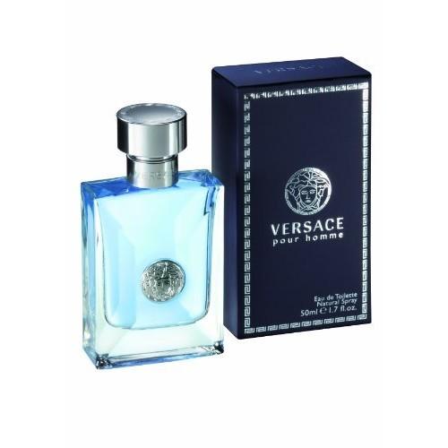 Versace Pour Homme By Gianni Versace For Men. Eau De Toilette Spray 1.7 Oz. [1.7oz]