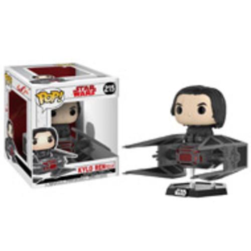 POP! Deluxe: Star Wars - Kylo Ren in Tie Fighter