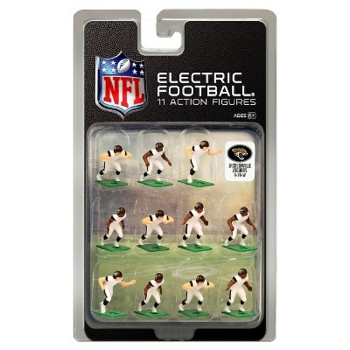 Tudor Games Jacksonville Jaguars White Uniform NFL Action Figure Set