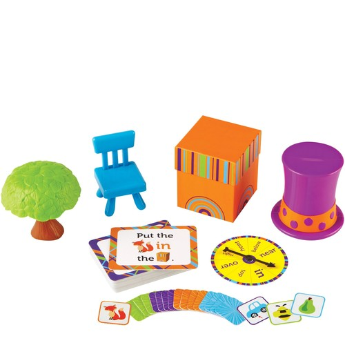 Learning Resources Fox in the Box Activity Set