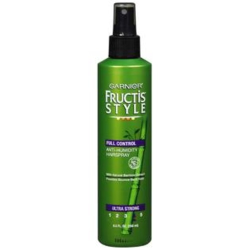 Garnier Fructis Style Full Control Anti-Humidity Hairspray Ultra Strong, 8.5 OZ