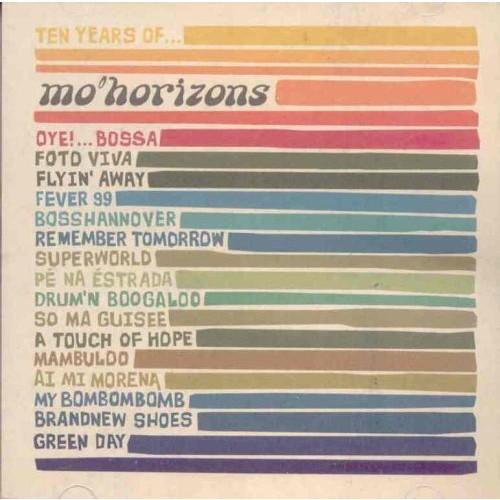 Years of Mo' Horizons