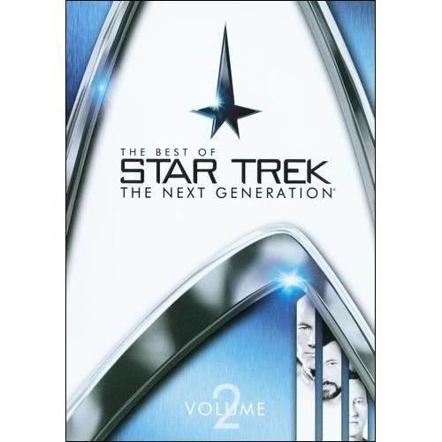 Star Trek Next Generation: Best Of, Vol 2: Patrick Stewart, Brent Spiner: Movies & TV