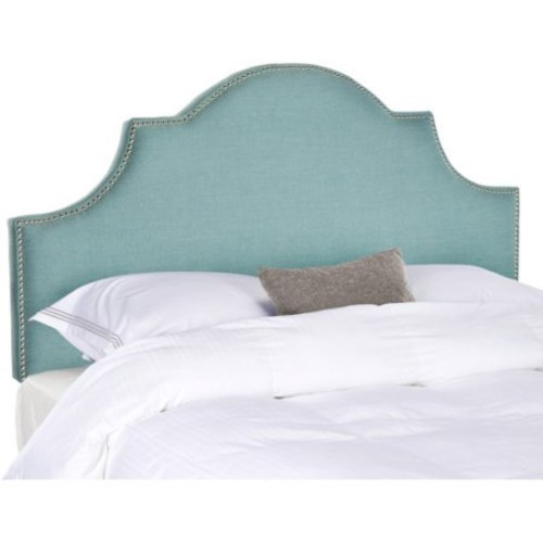 Safavieh Hallmar Arched Headboard, Multiple Colors [bed size-king]