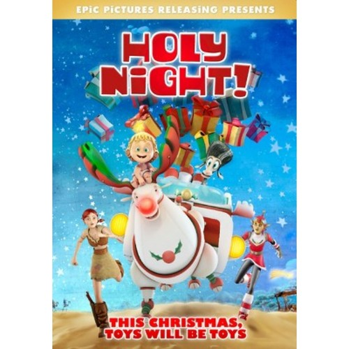 Holy Night! [DVD] [2012]