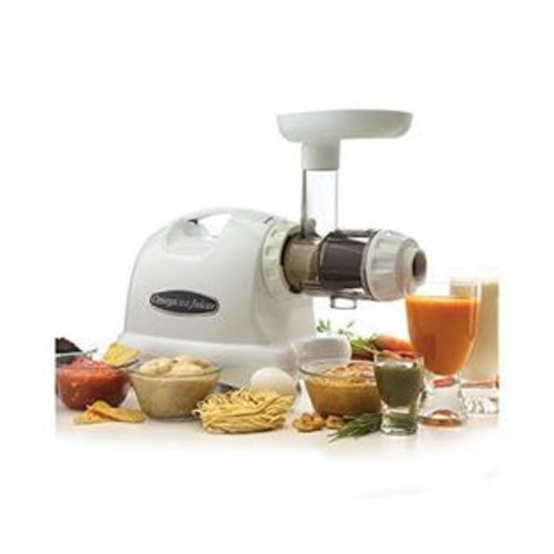 Omega J8004 Masticating Juice Extractor with Heavy Duty Auger