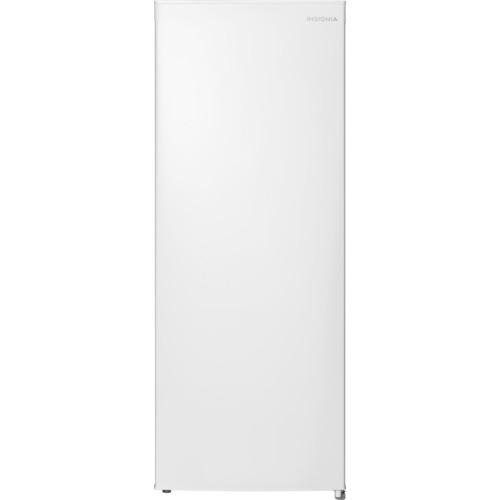 Insignia - 5.3 Cu. Ft. Upright Freezer - White