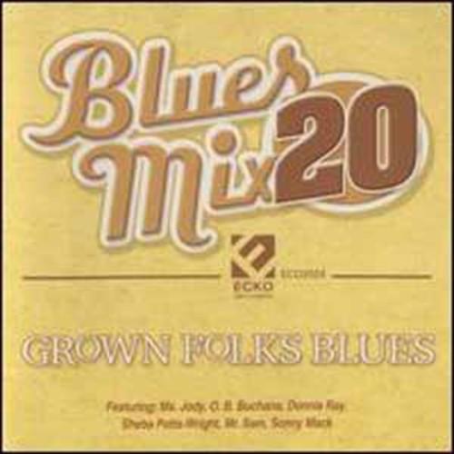 Blues Mix Vol 20 Grown Various