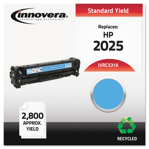 Innovera Remanufactured CC531A (304A) Toner Cyan