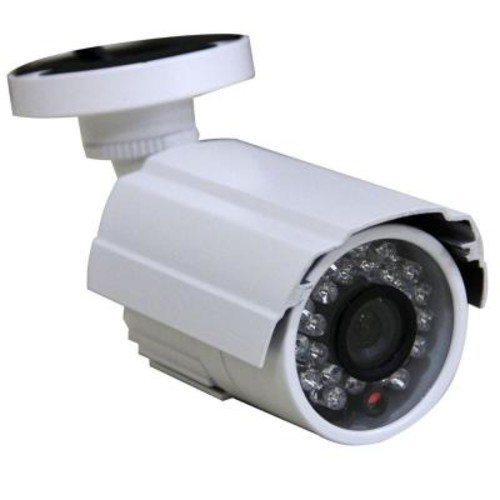 SeqCam Wired Indoor/Outdoor Weatherproof IR Color Security Camera