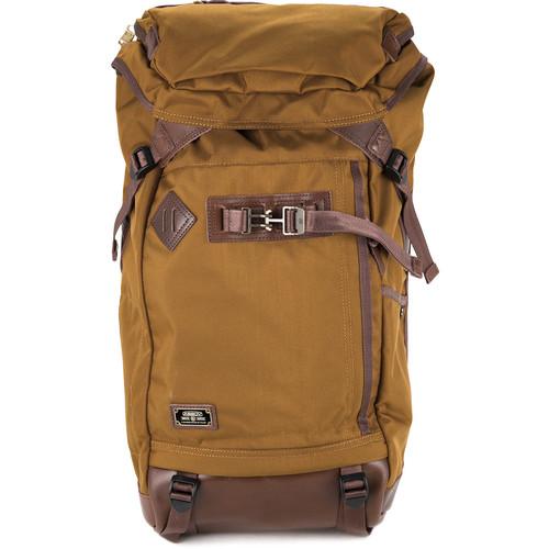 Ballistic nylon backpack