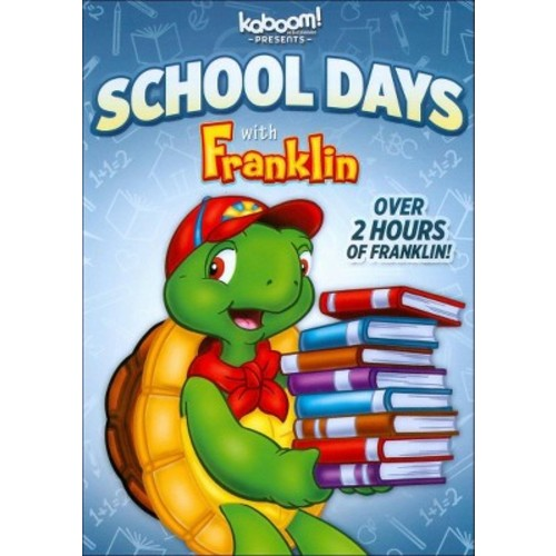 Franklin: School Days with Franklin (dvd_video)