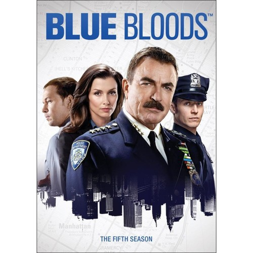 Blue Bloods: The Fifth Season [6 Discs] [DVD]