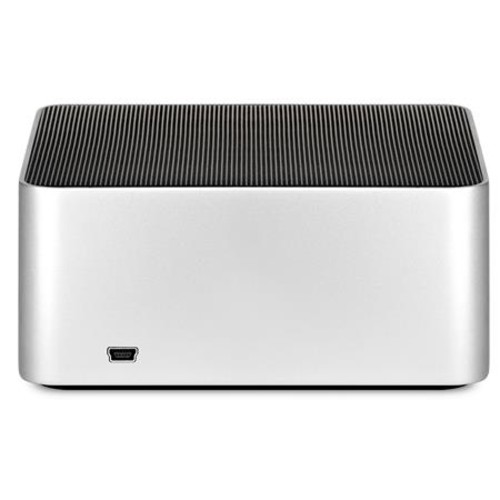 Twelve South BassJump 2 Subwoofer for MacBook, MacBook Pro & MacBook Air, Silver