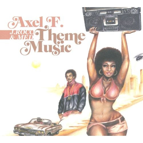 Theme Music [CD]