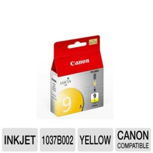 Canon PGI-9Y - Yellow - original - ink tank - for PIXMA iX7000, MX7600, (1037B002)