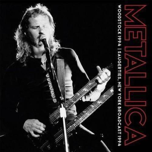 Metallica - Woodstock 1994 (Vinyl)