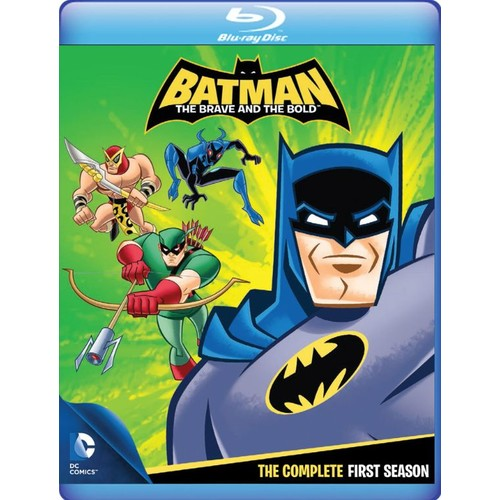 Batman: The Brave and the Bold - The Complete First Season [2 Discs] [Blu-ray]