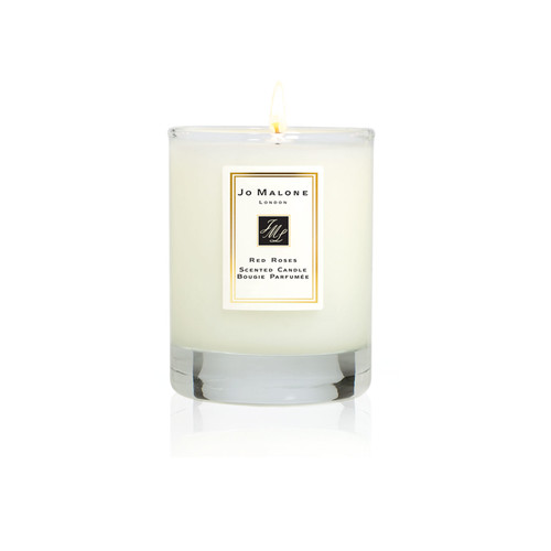 Red Roses Travel Candle, 2.1 oz.