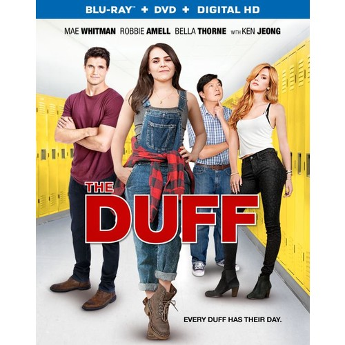 The Duff (Blu-ray Disc) [The Duff Blu-ray Disc]