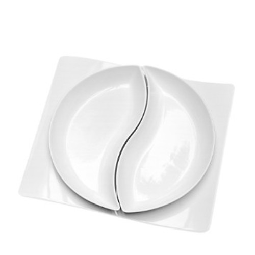 Wave 3-Piece Serving Set