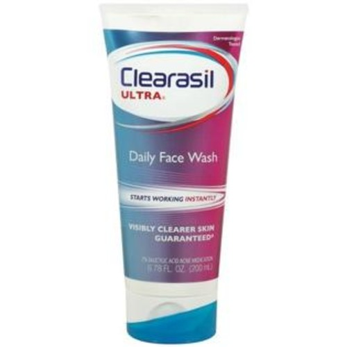 Unified Grocers Clearasil Ultra Daily Face Wash, 6.78 oz