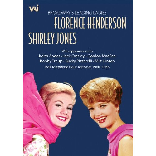 Bell Telephone Hour Telecasts, 1960-1966: Florence Henderson/Shirley Jones (DVD) (Eng) 1966