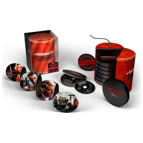 Mission Impossible-Complete Television Collection Gift Set