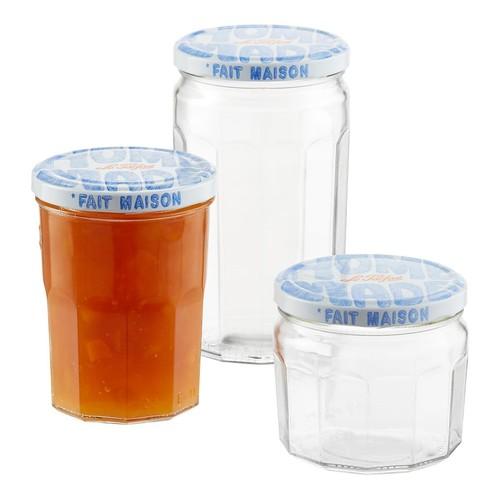 11 oz. Jam Jar 324 ml.