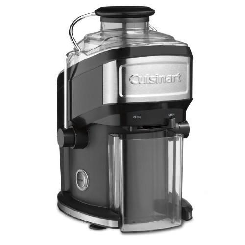 Cuisinart CJE-500 Compact Juice Extractor [Black]