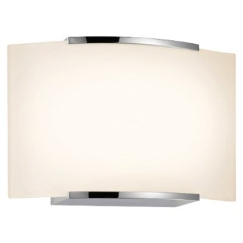 Wave LED Wall Sconce [Finish : Polished Chrome]