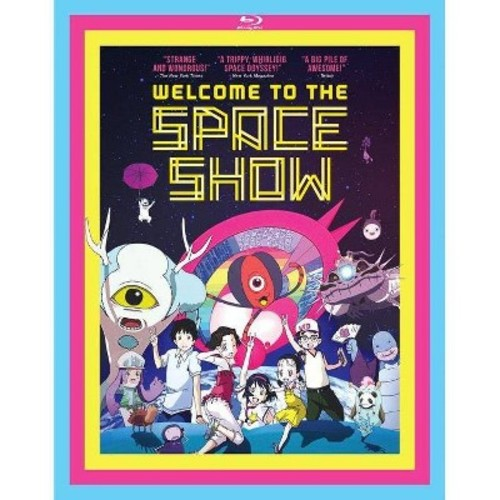 Welcome To The Space Show (Blu-ray) (Widescreen)