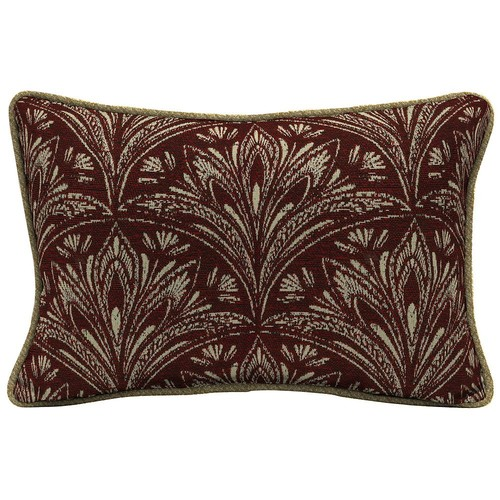 Bombay Outdoors Royal Zanzibar Medallion 2-piece Reversible Oblong Throw Pillow Set