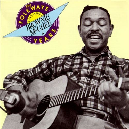 The Folkways Years (1945-1959) [CD]