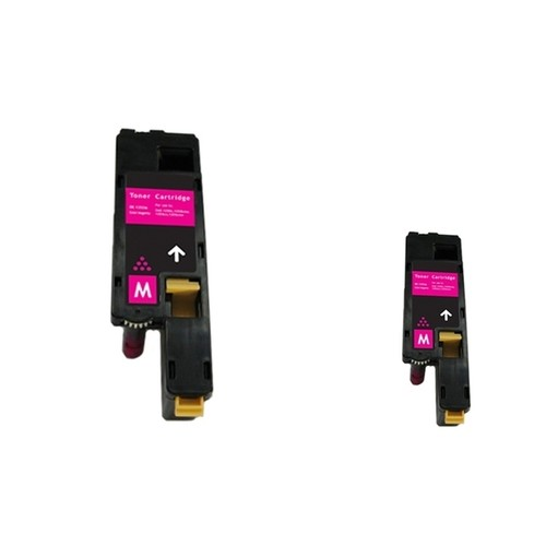 Insten Magenta Non-OEM Toner Cartridge Replacement for Dell