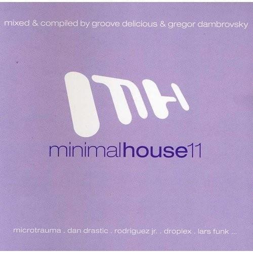 Minimal House, Vol. 11 [CD]