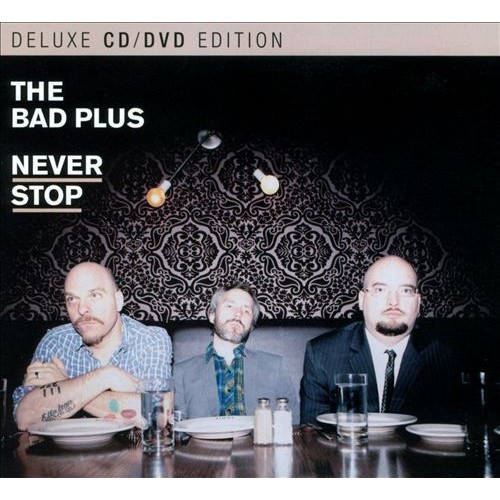 Never Stop [CD & DVD]