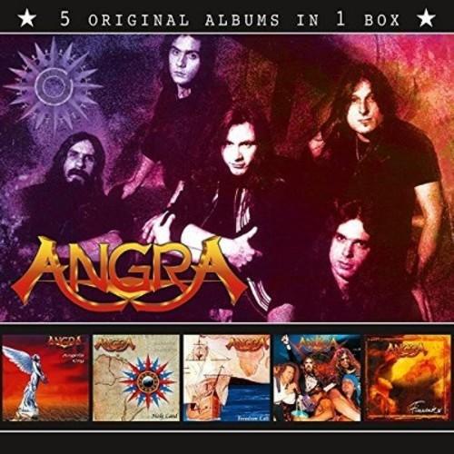 Angra - 5 Original Albums In 1 Box (CD)