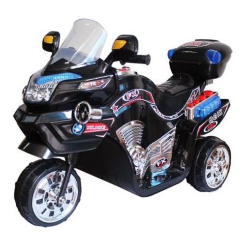 Lil' Rider Battery Powered FX 3 Wheel Bikes, Assorted Colors