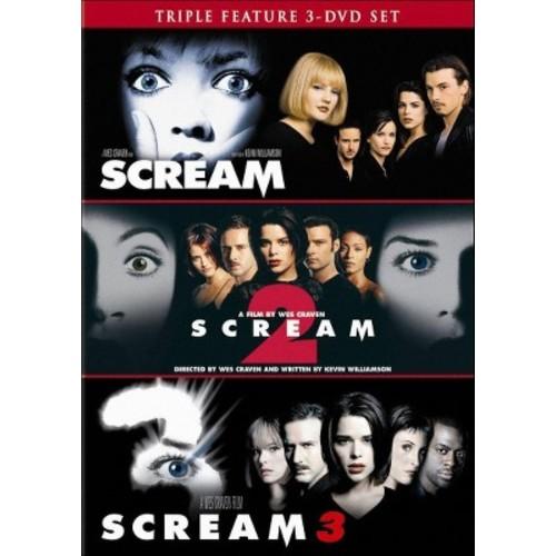 Scream 1-3 gift set (DVD)