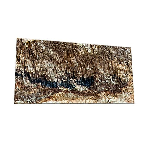 Peel and Stick Rock Surface Shades 3 in. x 6 in. Glass Wall Tile (48-Pack)