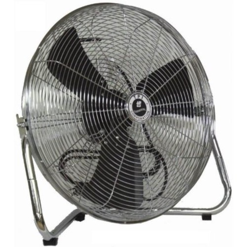 3-Speed Commercial Floor Fan (12 in.)